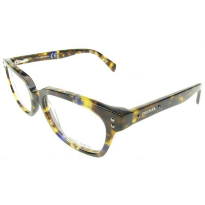 AUTHENTIC DIESEL TORTOISE HAVANA EYE READING SPECTACLES GLASSES FRAMES NEW