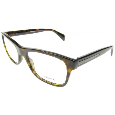 DESIGNER GENUINE PRADA HAVANA TORTOISE EYE READING GLASSES SPECTACLES FRAMES