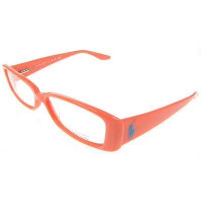 DESIGNER POLO RALPH LAUREN CORAL EYE READING GLASSES SPECTACLES FRAMES NEW UK
