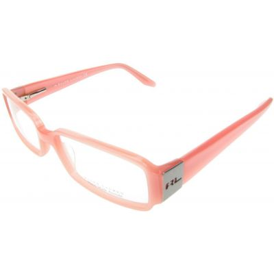 DESIGNER POLO RALPH LAUREN ROSE PINK EYE READING GLASSES, SPECTACLES FRAMES NEW