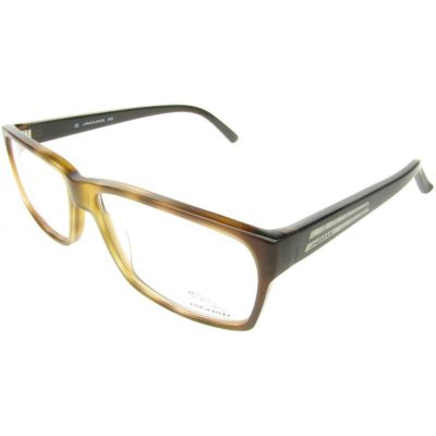 GENUINE JAGUAR MATTE LIGHT HAVANA EYE READING GLASSES, SPECTACLES FRAMES NEW