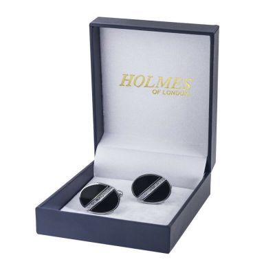 CUFF LINKS SILVER SHIRT GROOM WEDDING FAVOUR BOX PROM BESTMAN CUFFLINKS UK CK09