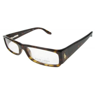 POLO RALPH LAUREN TORTOISE SHELL EYE READING GLASSES SPECTACLES FRAMES NEW