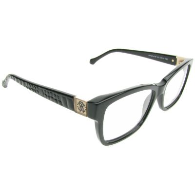 DESIGNER ROBERTO CAVALLI BLCK DESIGNER EYE READING GLASSES SPECTACLES FRAMES NEW