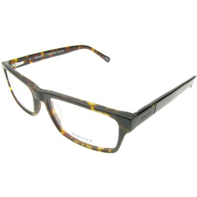 GANT HAND MADE ACETATE TORTOISE HAVANA EYE READING GLASSES SPECTACLES FRAMES NEW